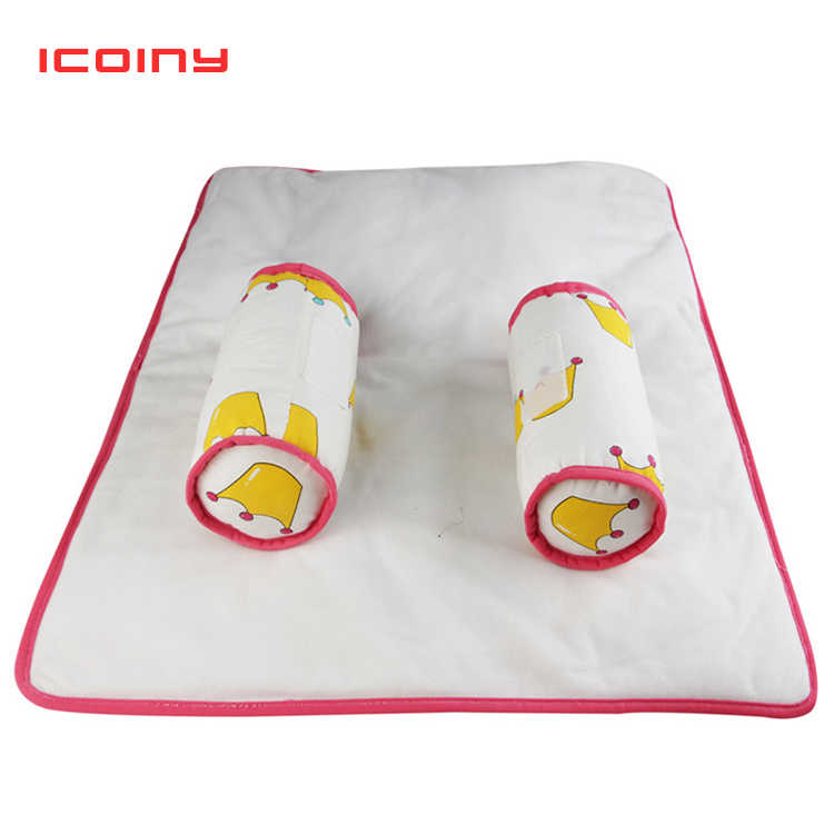Детская анти-рулонная Подушка для сна, плоская подушка с памятью, подушка для новорожденных, безопасная Подушка для сна