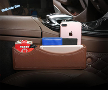 Lapetus For Land Rover Discovery Sport / Evoque Seat Side Multifunction Container Storage Box Phone Tray Accessory Cover 1 Pcs
