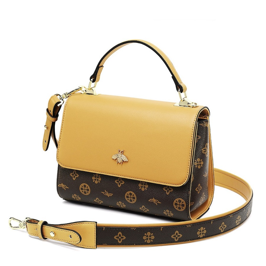 Women PVC HandBag Patchwork Shoulder Bags sac a main Fashion Luxury Crossbody Bags Women Purse designer