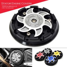 For Yanaha TMAX500 TMAX 500 Motorcycle Accessories Engine Stator Cover Guard Case Slider Protection With