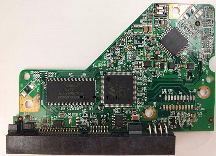 Free shippping circuit board 2060-701640-002 REV A for WD 3.5 SATA hard drive repair data recoveryFree shippping circuit board 2060-701640-002 REV A for WD 3.5 SATA hard drive repair data recovery