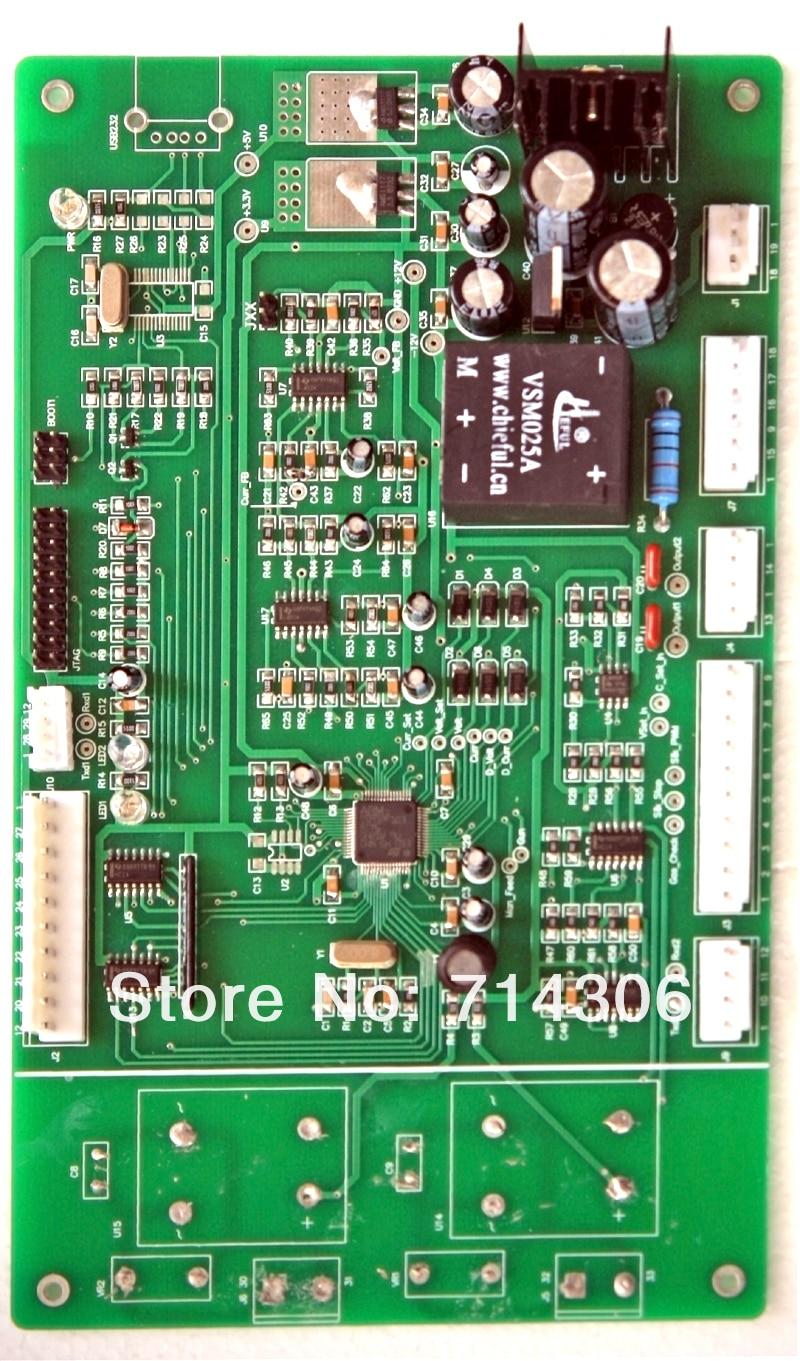 NBM - 400 többfunkciós gépi vezérlőpanel Négy táblát - Hegesztő felszerelések - Fénykép 5