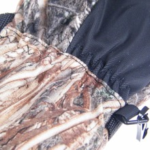 Plus Velvet Thick Winter Gloves Camo Windproof Waterproof Anti-slip Camouflage Outdoor Movement Fishing Hunting Gloves