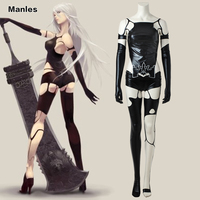 NieR Automata A2 Cosplay Costume YoRHa Type A No 2 Sexy Suit Heroine Uniform Halloween Carnival