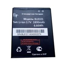 Fly BL8101 Батареи, высокое Качество Мобильного Телефона Замена Литий-Ионная Аккумуляторная Батарея для Fly BL8101 1800 мАч Батареи