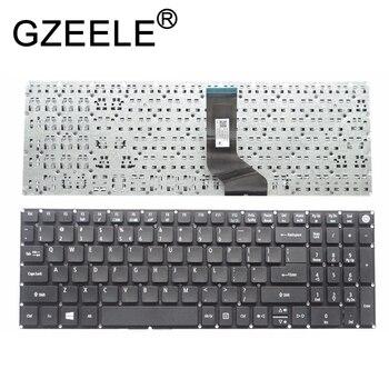 GZEELE-teclado para Acer Aspire E5-532 E5-522, E5-573, E5-574, E5-722, E5-752, E5-772, inglés,...