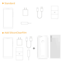 Original Xiaomi Redmi 6 3 GB 32 GB Helio P22 Octa Core CPU 12MP + 5MP Dual cámaras 5,45 «18:9 pantalla completa del teléfono móvil 3000 mAh