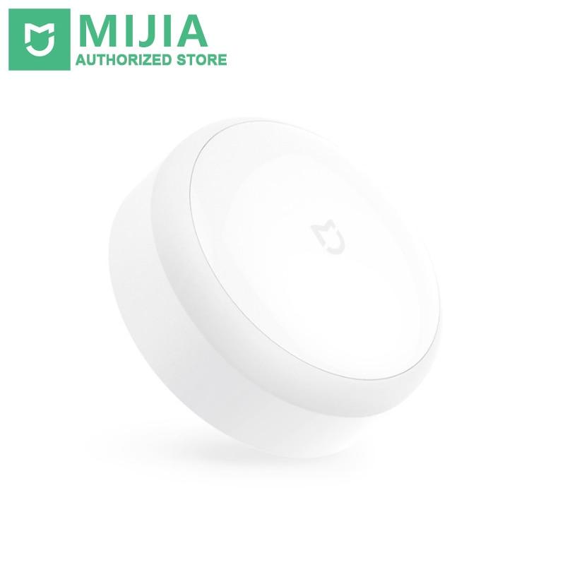 Original Xiaomi Mijia <font><b>LED</b></font> Corridor Night Light Infrared Remote Control Body <font><b>Motion</b></font> Sensor For Xiaomi Smart Home