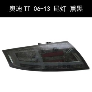 Image 5 - ชุด 2 pcs รถจัดแต่งทรงผมสำหรับ 2006 ~ 2013 ปี TT ไฟท้ายไฟท้าย LED TT ไฟท้ายด้านหลัง DRL + เปิด + เบรคย้อนกลับ