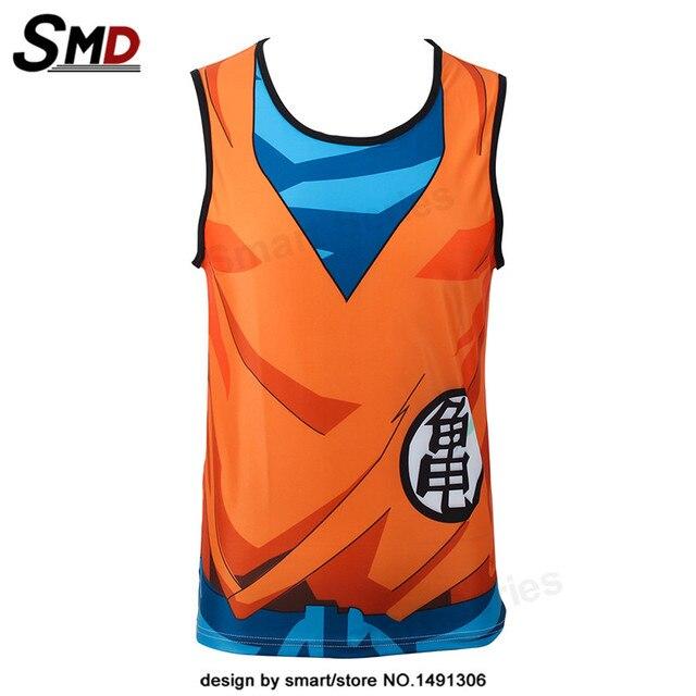 Dragon Ball Z Tank Tops