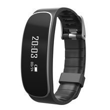 H29 Sweat proof Smart Wristband Bracelet Bluetooth Fitness Tracker Heart Rate Monitor Sleep Sports Tracker Band for IOS &Android