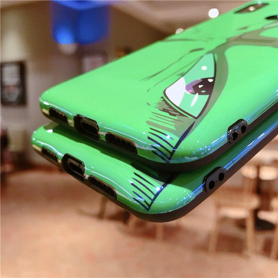 Blue ray tpu étui de téléphone pour xiaomi mi 8 9 se A2 redmi note7 mode 3d dessin animé peint doux couverture arrière pour xiaomi mi 9 cas - 5