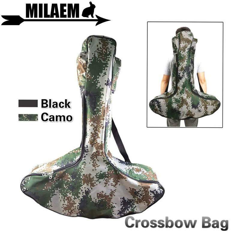 1pc Archery Crossbow Bow Bag Lightweight Bow Bag Well-padded Crossbow Outdoor T-type Bow Case Hunting Shooting Accessories Aromatic Flavor