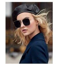 744f8ff9be Oversized Sunglasses Square Sunglasses Women Men Shades Retro Classic Black  Sun Glasses Female Male Luxury Oculos De Sol
