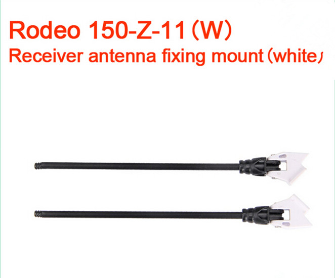 F18100 Walkera Rodeo 150 RC Quadcopter Spare Parts Rodeo 150-Z-11 Receiver Antenna Fixing MountF18100 Walkera Rodeo 150 RC Quadcopter Spare Parts Rodeo 150-Z-11 Receiver Antenna Fixing Mount