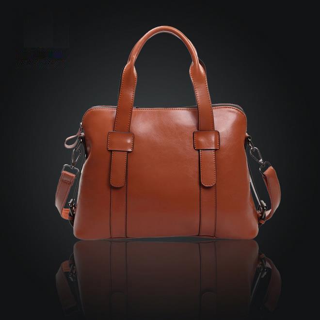 2016 Fashion Women Handbag New Crossbody Bag Genuine Leather Bag Casual Shoulder Bag Popular Women Messenger Bags Joker Bolsas