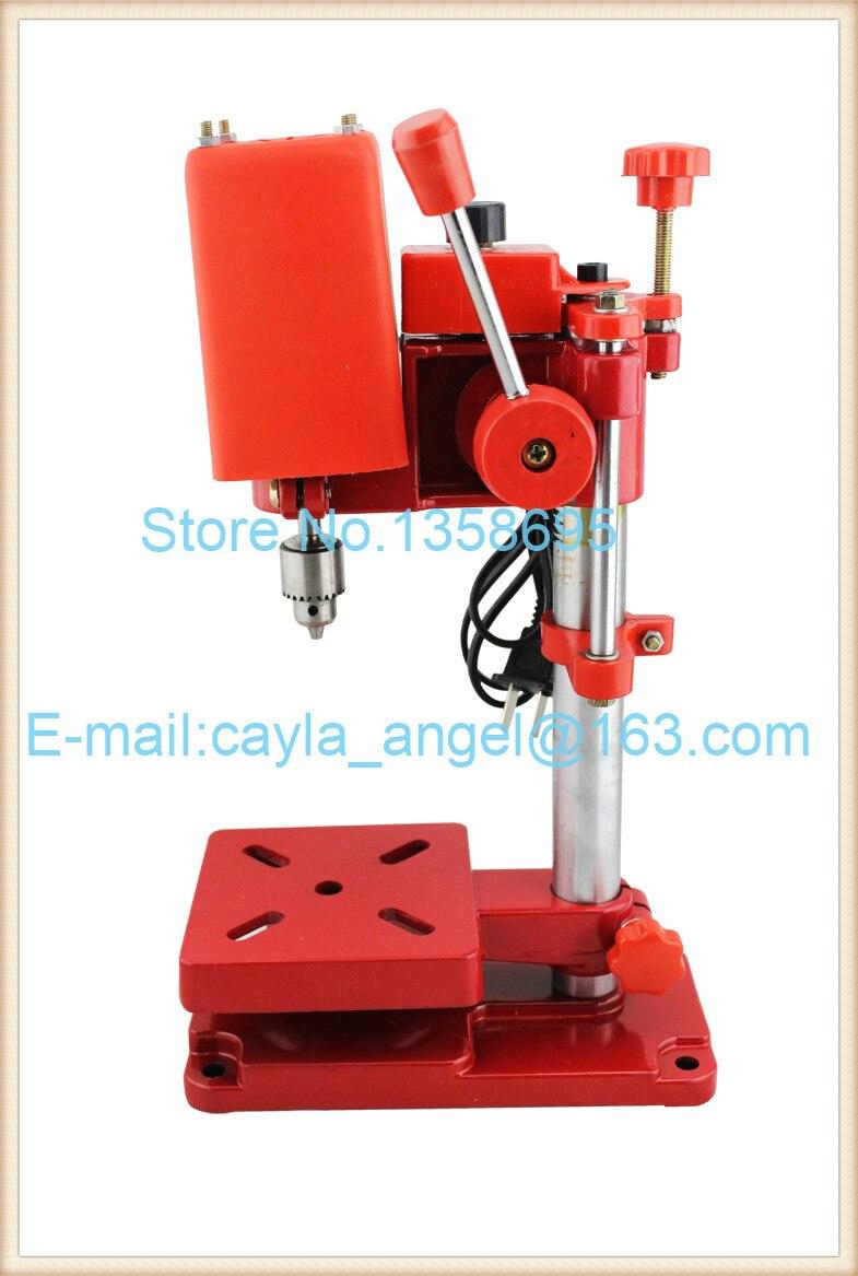 Groothandel Speciale Micro Hoge Precisie Boren Machine, Verticale Boormachine, Digitale Gecontroleerde Kleine Boren Machine - 2