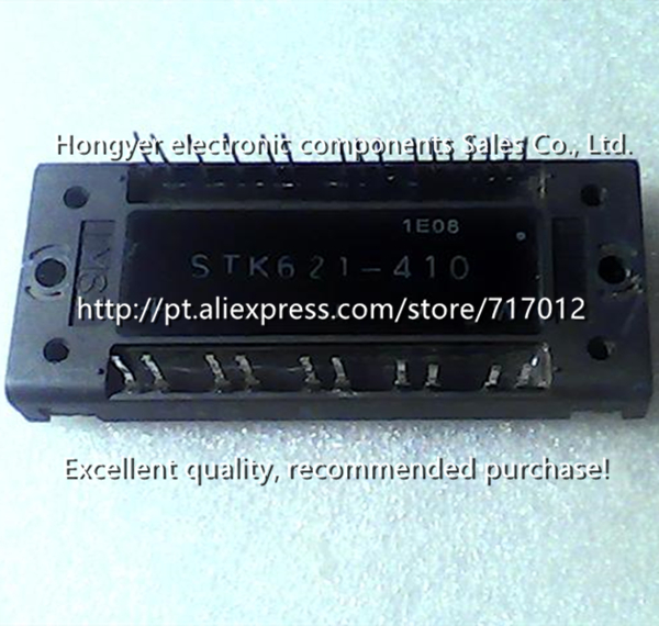 Free Shipping STK621-410 (Used/Old components,Good quality)  2PCS/LOT free shipping 50r1 pdp50r1 eax61300301 used disassemble