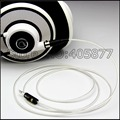 High quality Handmade 3.5mm 5N OFC Silver plated Headphone Upgrade Cable for K271 K272 K240 K242 K702 Q701