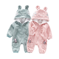 Baby Rompers Jumpsuits Baby Girls Clothing Children Autumn Newborn Baby Clothes Cotton Long Sleeve Infantil Clothes