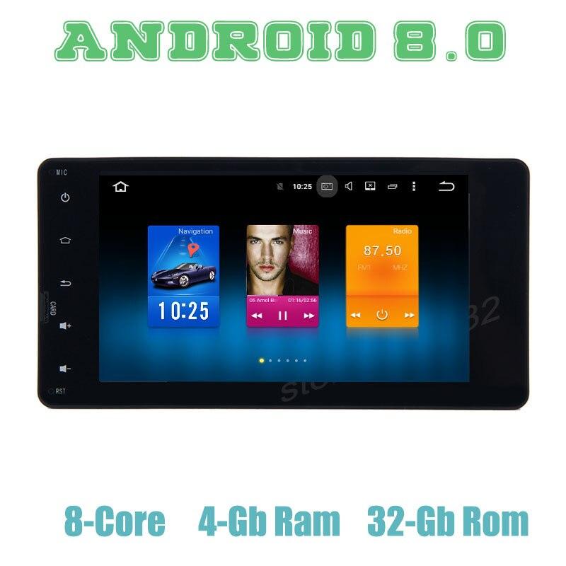 Octa core px5 Android 8.0 autoradio GPS lecteur pour mitsubish lancer Montero outlander ASX pajero avec 4G RAM wifi 4g usb