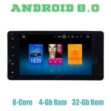 Восьмиядерный px5 Android 8,0 автомобилей Радио gps плеер для mitsubish lancer Montero outlander ASX pajero с 4 г Оперативная память wi-Fi 4 г usb