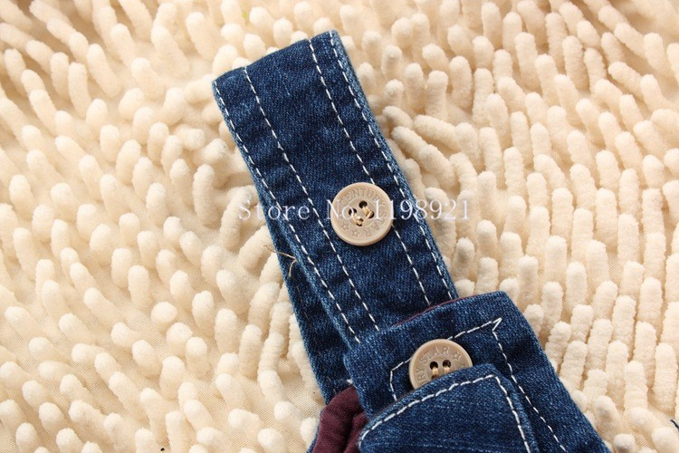 Kids Jeans Overall (1)