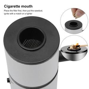 Image 3 - еда холодный генератор дыма портативный курительная пушка мясо сжечь коптильня пособия по кулинарии для барбекю гриль или курильщика д