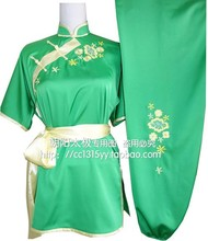 Customize Chinese wushu uniform font b clothing b font Kungfu suit Martial arts suit taichi clothes