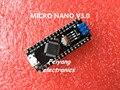 10 PCSWith загрузчик Nano V3.0 ATmega168P CH340 MicroUSB Совместимый для Arduino Nano V3.0