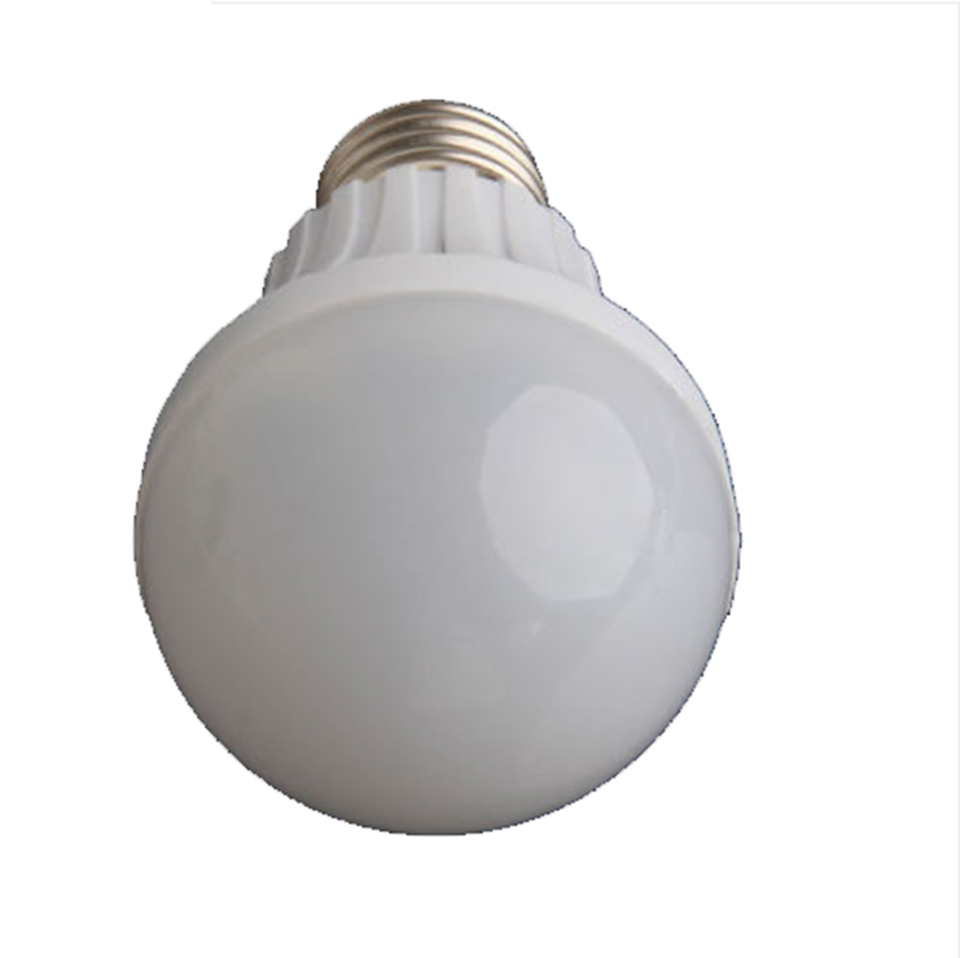 5 X E27 Led Emergency Light Bulb Automatic Charging 5w 7w 9w 12w White Color Rechargeable