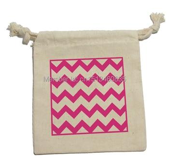 100pcs/lot CBRL small cotton jewelry pouch cotton gift pouch cotton drawstring pouch bag custom logo jewelry bag vanilla bag