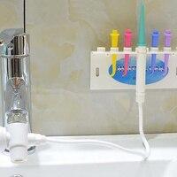 חוט נוח אוראלי משטף שיניים ספא טיפול שיניים מסטיק שן Flosser אוראלי ניקוי שואב מים סילון