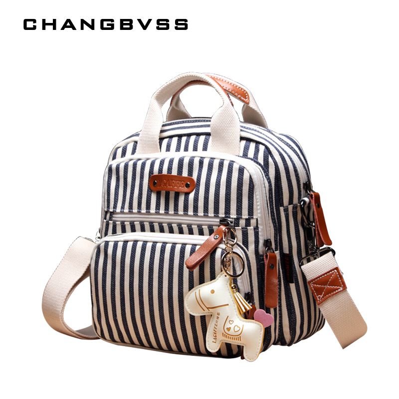 Brand Multifunction Diaper Bag Backpack Mother Care Hobos Bags Baby Stroller Bags Nappy Bag for Mom