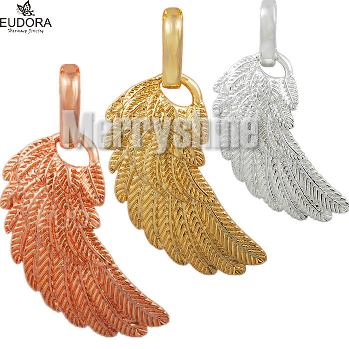 Mali Angel Angel Caller Privjesak Bakar Angel Wings Eudora Privjesci za Harmony Bola Ball Žene Jewelly Gift