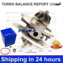 GT2256V turbocharger core 715910 715910-9002S turbo cartridge A6120960599 6120960599 CHRA for Mercedes E-Klasse 270 CDI W210
