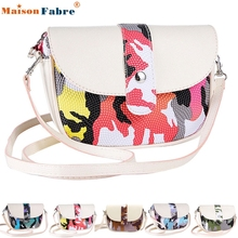 High quality Camouflage Color Edge Fashion Crossbody Bag