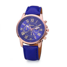 13 color new fashion men women's sports Watches New Arrival women Quartz watch Dial Clock Leather lover Wristwatches Round Case