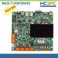 HCIPC M42S-7 HCM19NVR3, 13 Portas SATAIII, 2 Giga LAN, 1 * COM, 8 * USB2.0, VGA + HDMI, ATX, Mini ITX motherboard, 13 SATAIII NAS ITX Mainboard