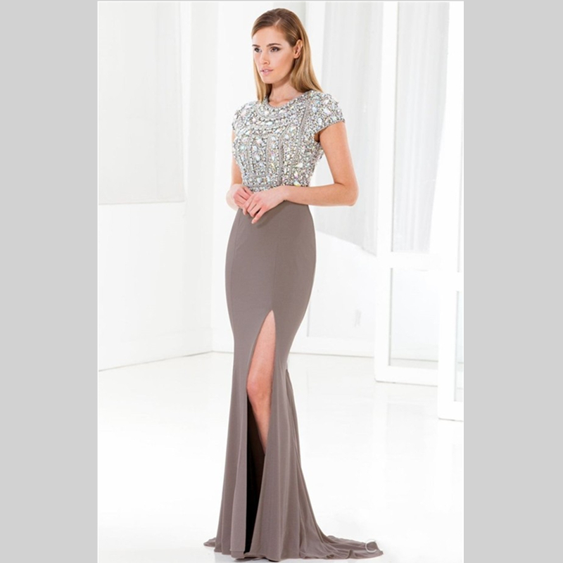 Long dress for wedding guest wedding ideas for Dresses for afternoon wedding