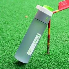 new sport climbing plastic water bottles bpa bottles travel hiking running protein shaker portable drinkware