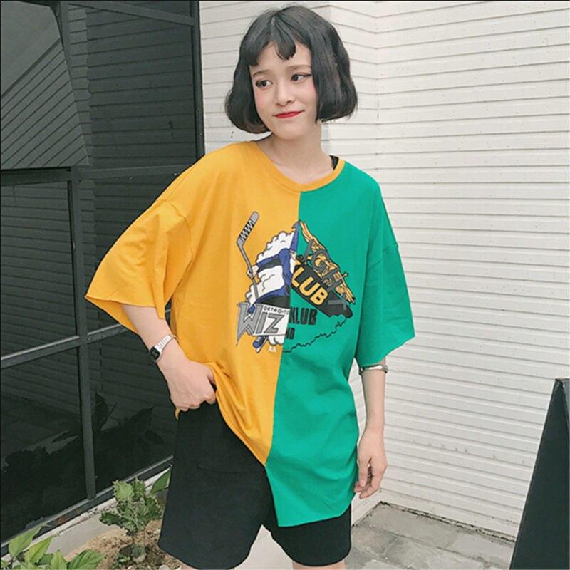 южная корея футболки топы заказать на aliexpress