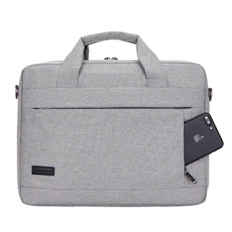 NIBESSER Große Kapazität Laptop Handtasche für Männer Frauen Reisen Aktentasche Bussiness Notebook Tasche für 14 15 Zoll Macbook Pro Dell PC