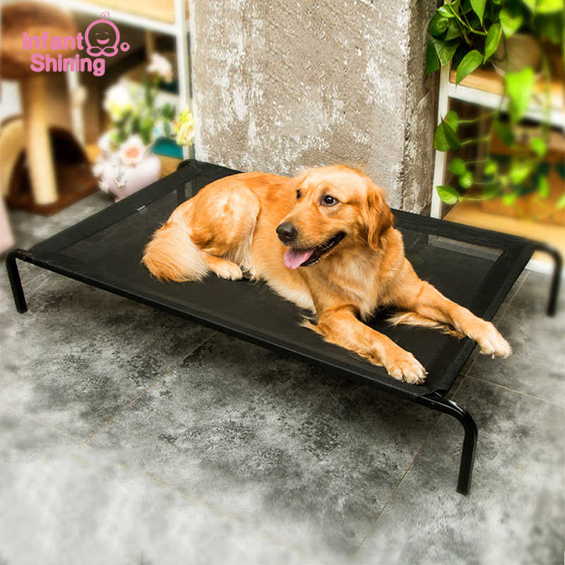 Infant Shining Breathable Dog Bed Mat Dog Pad Four Seasons Pet Kennel Large Dog Bed Pad In Summer Cat Pet Tent Dog Cooling Mat