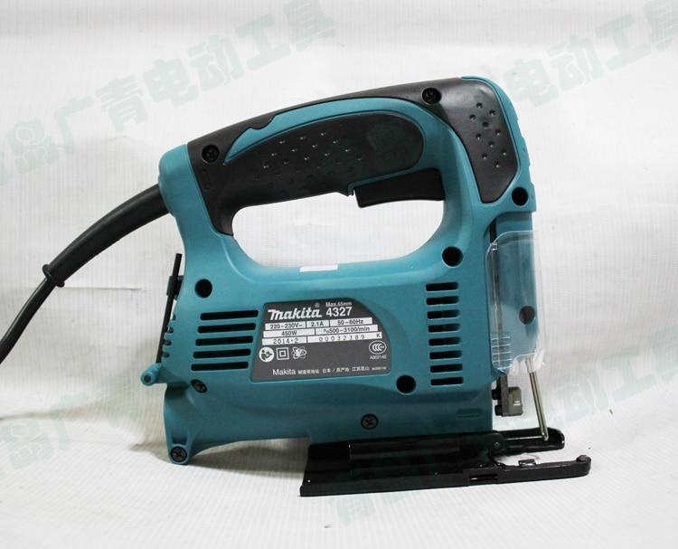 Japan Makita 4327 Curve Saw Electric Speed Control Reciprocating Saw ...