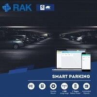 IoT решение LoRaWan предприятия комплект smart парковка LoRa пилот ворота способ с малиновым Pi 433/868/915 /AS923 в TTN и моего устройства