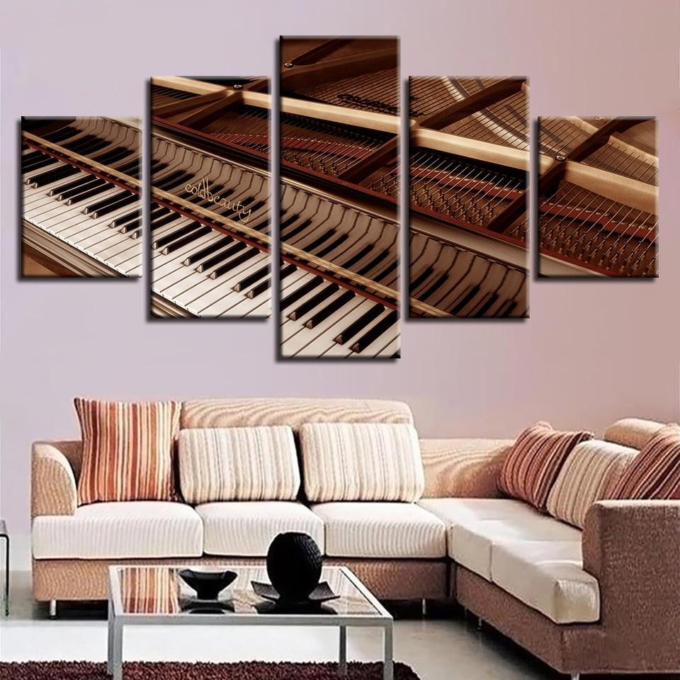 Clstrose Home Decor For Living Room Frame Hd Prints 5