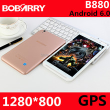 BOBARRY 8 Inch Tablet Computer Octa Core B880 Android Tablet Pcs 4G LTE 4G RAM 32G