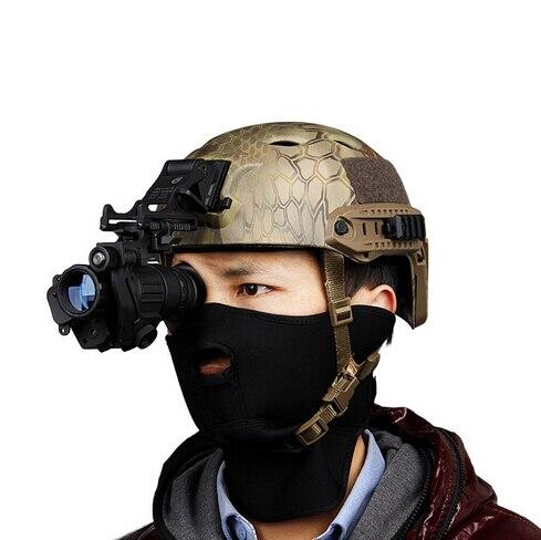 2X28 numérique monoculaire infrarouge de vision nocturne lunettes de vision nocturne pour la chasse NV-14 baisse vente