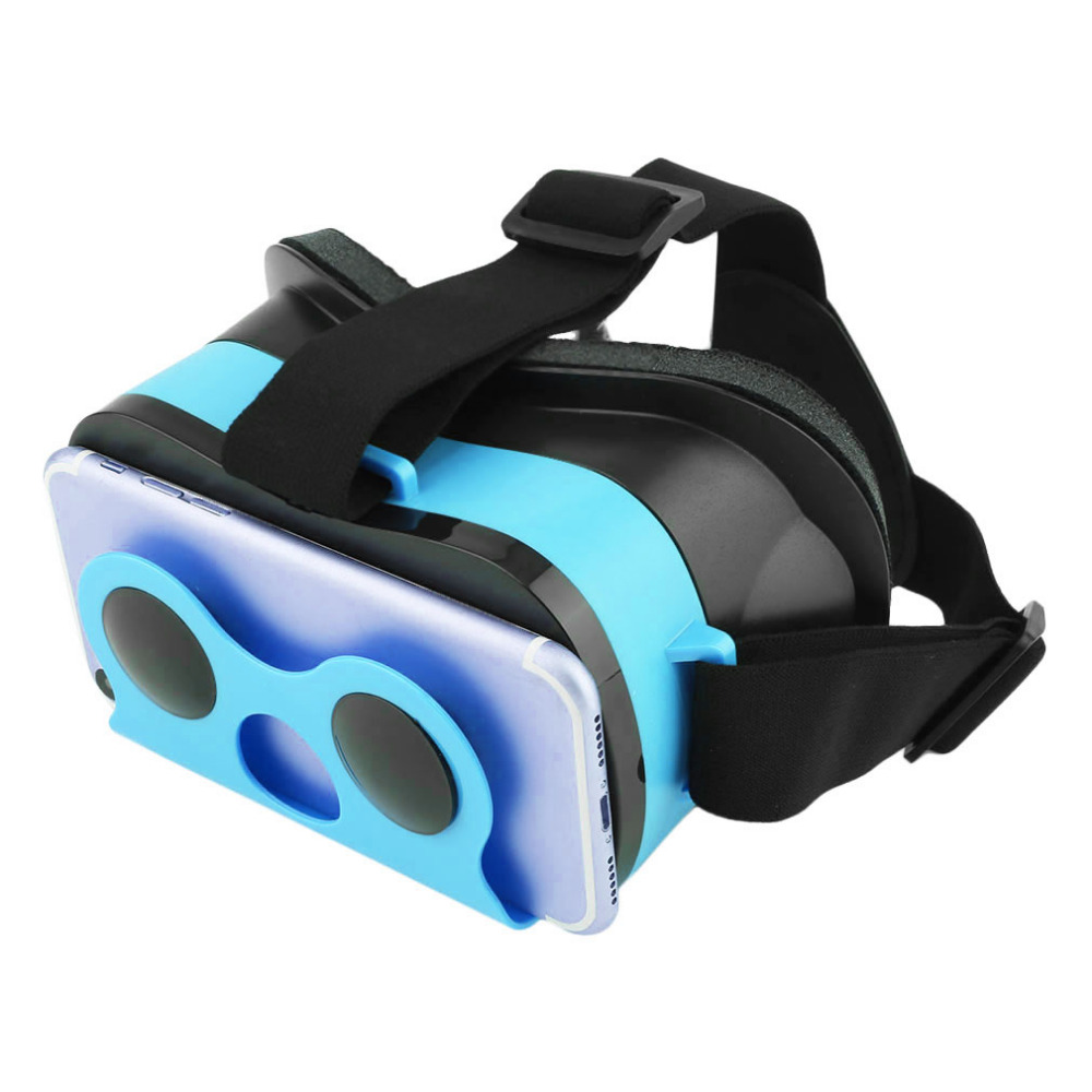 Creative Virtual Reality VR Mobile Phone 3D Viewing Glasses For 5.7 Inch Smartphone Glass Fit For Iphone For Samsung